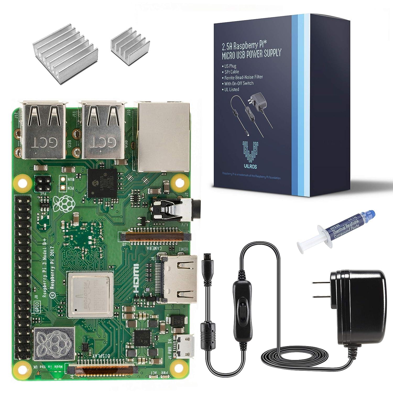 Best Raspberry Pi Starter Kits 2019 – Buying Guide - Maker