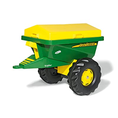 ROLLY TOYS John Deere Spreader: Toys & Games