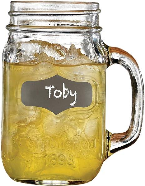 Amazon.com: Circleware 92040 Yorkshire - Juego de 4 vasos de ...