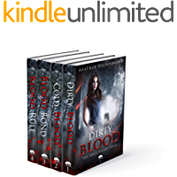 Dirty Blood Series Box Set, Books 1-4 (Dirty Blood, Cold Blood, Blood Bond, & Blood Rule)