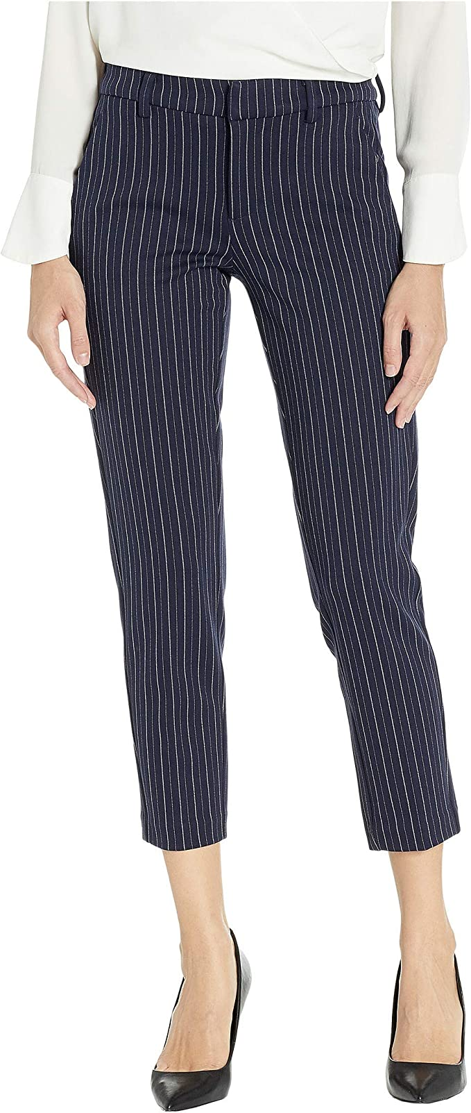 Liverpool Women S Kelsey Trousers In Novelty Stripe Knit At Amazon Women S Clothing Store
