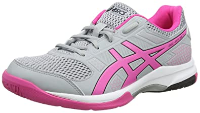 272cf7f36e ASICS Women s Gel-Rocket 8 Volleyball Shoes  Amazon.co.uk  Shoes   Bags