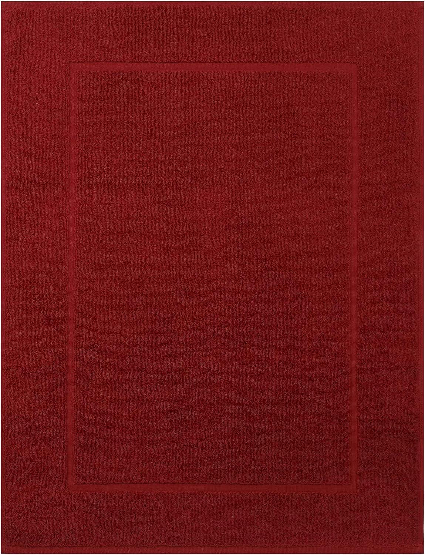 Betz Scendibagno Gold qualit/à: 950g//m/² Misure: 50 x 70 cm 100/% Cotone Colore: Marrone Noce