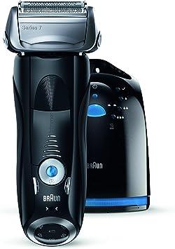 Braun Series 7 760 Afeitadora Recargable, Basculante, Cuchilla Power Comb: Amazon.es: Salud y cuidado personal