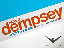 'Patrick Dempsey Racing Le Mans Season 1' from the web at 'https://images-na.ssl-images-amazon.com/images/I/81MgWjEoXEL._UY200_RI_UY200_.jpg'