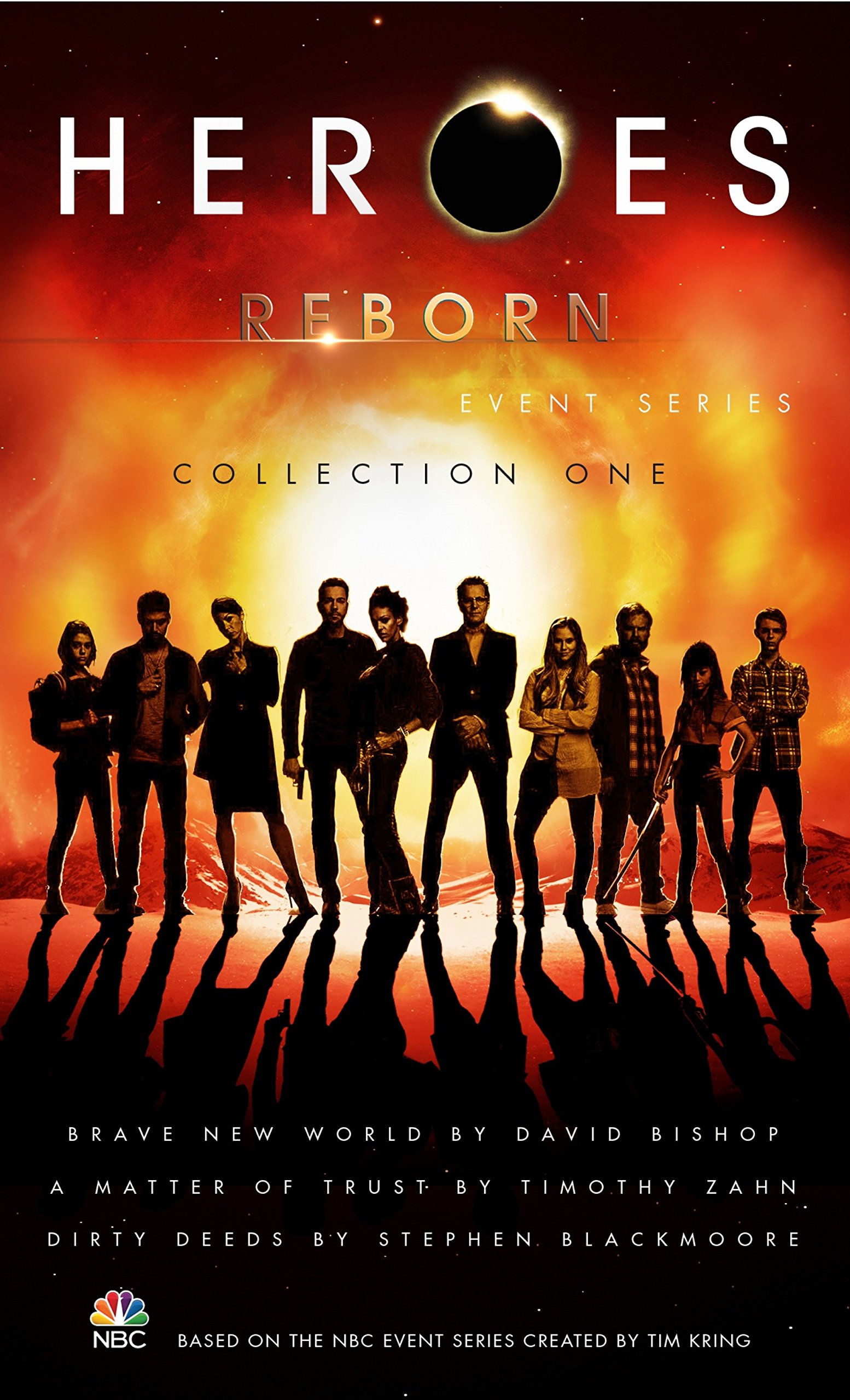 Download Heroes Reborn: Collection One (Event) pdf