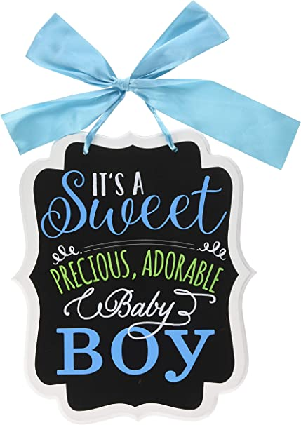 Blue Grows Storks Boy Welcome Home New Baby Bunting