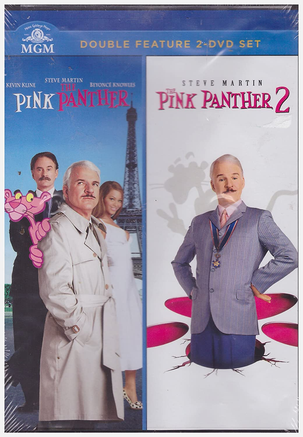 The Pink Panther 1 & 2 Double Feature (2-Disc Set)