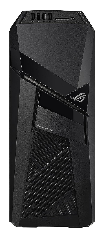 ASUS (エイスース) ゲーミングデスクトップPC ROG STRIX GL12CM-I7G1070 アイアングレー [Win10 HomeCore i7メモリ 16GBGTX1070]   B07DWXZD2N