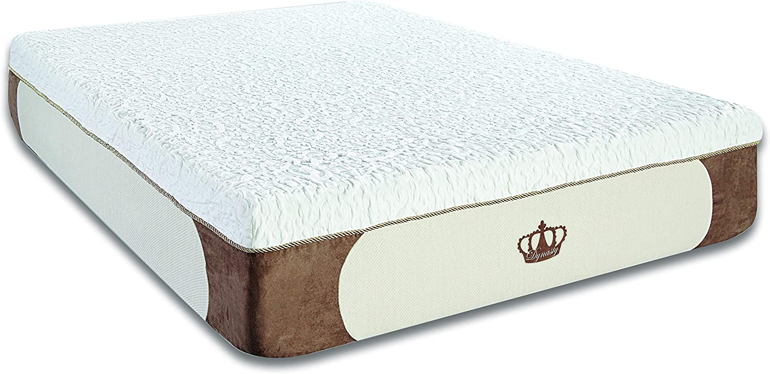 "12"" Cooling Gel Memory Foam Mattress and Free Pillow (Medium Firm - Twin Size)"