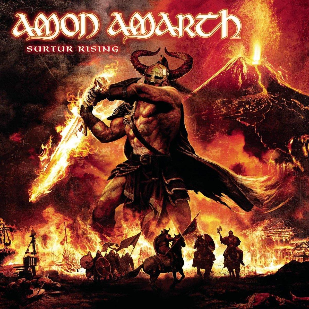 Vinilo : Amon Amarth - Surtur Rising (Picture Disc Vinyl LP)