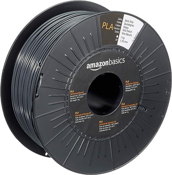 AmazonBasics PLA 3D Printer Filament