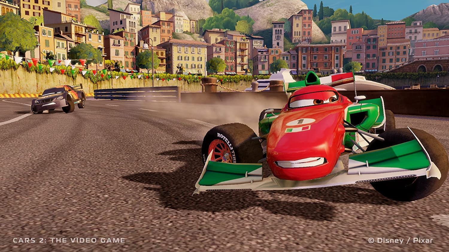 Amazon.com: Cars 2: The Video Game - Nintendo Wii: Disney Interactive:  Video Games