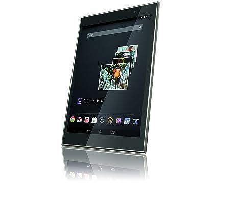 Gigaset QV830 8GB Plata - Tablet (Minitableta, Pizarra, Android, 4.2.2 Jelly Bean, Plata, Polímero de Litio)