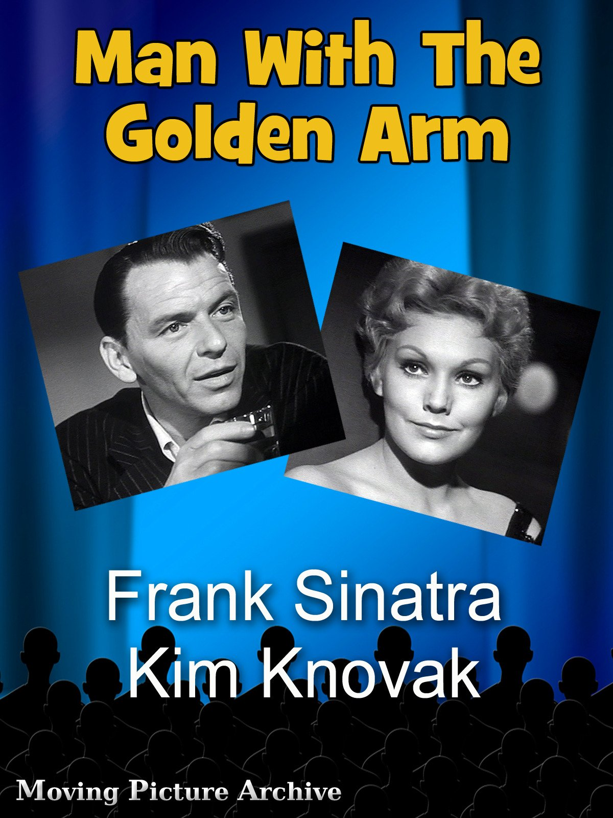 Man With The Golden Arm, The - 1955 (Digitally Remastered Version) on Amazon Prime Video UK