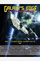 Galaxy's Edge Magazine: Issue 31, March 2018 Paperback