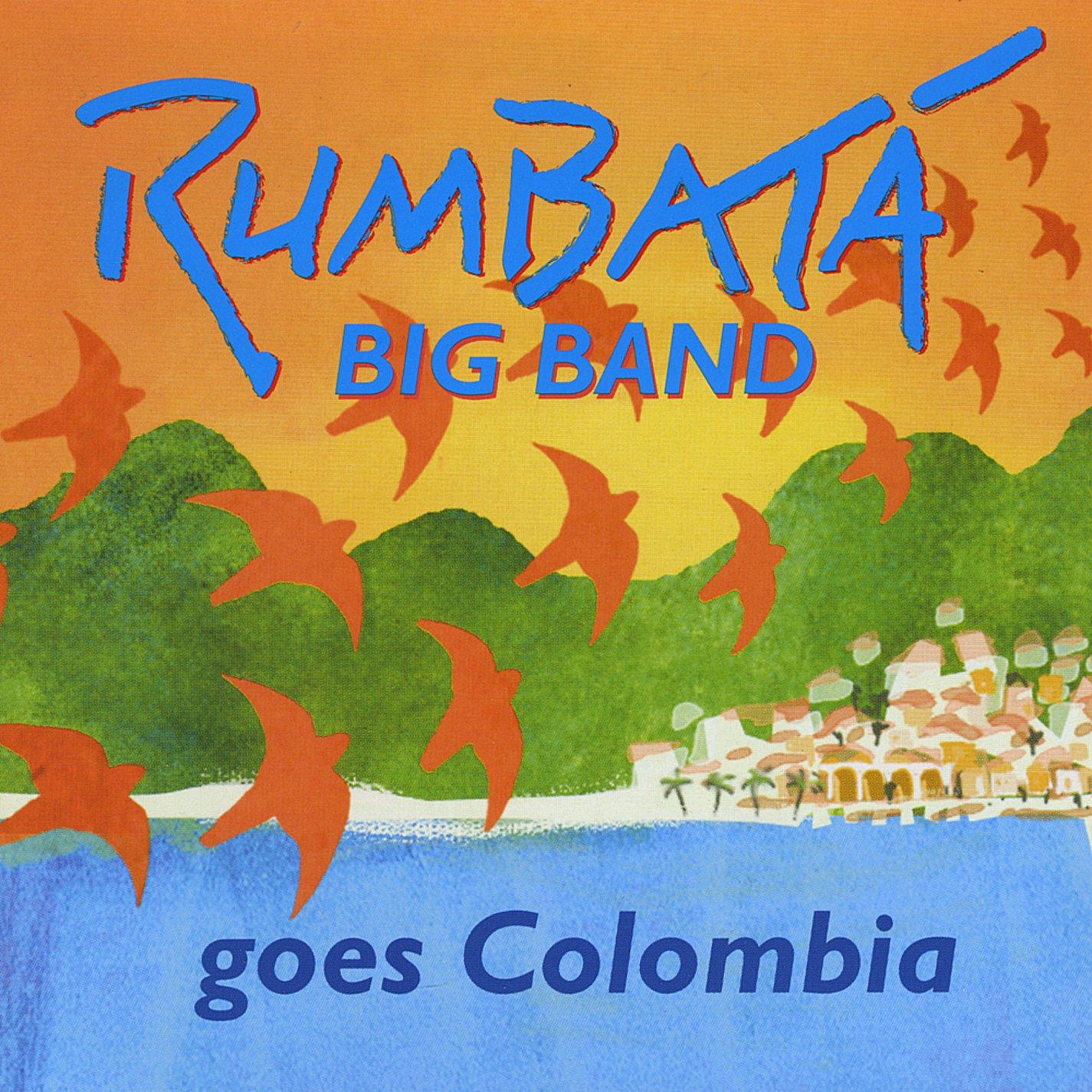 Rumbata Big Ranking TOP18 Band Colombia Philadelphia Mall Goes