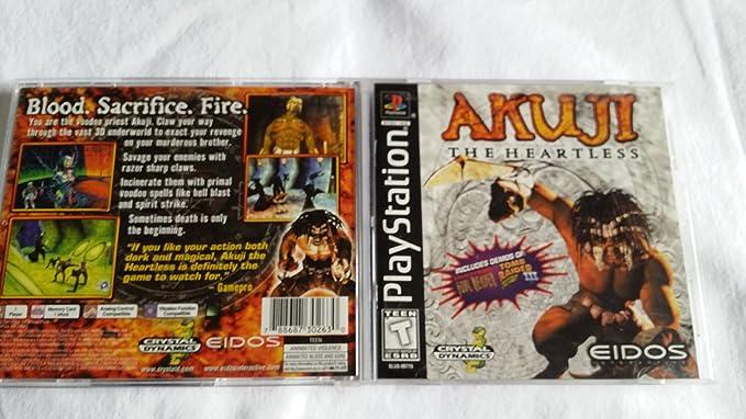 akuji the demon game