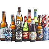 Beer Hawk World Lager Discovery Mixed Case, 12 x Craft Beer Selection
