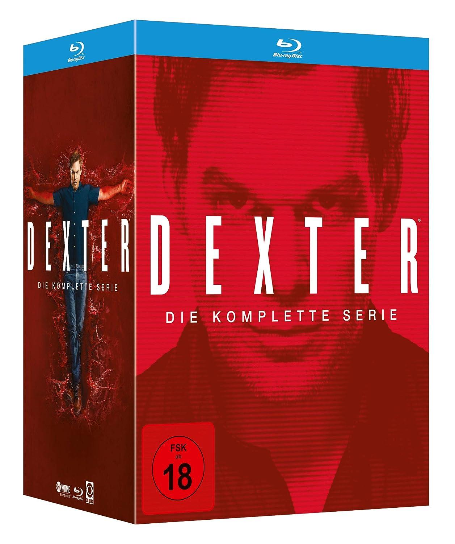 Dexter – die komplette Serie