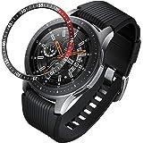 BaiHui Galaxy Watch ベゼルリング 46mm / Galaxy Gear S3 Frontier & Classic ベゼルリング ステンレススチールベゼルリング保護カバー Galaxy Watchアクセサリー用