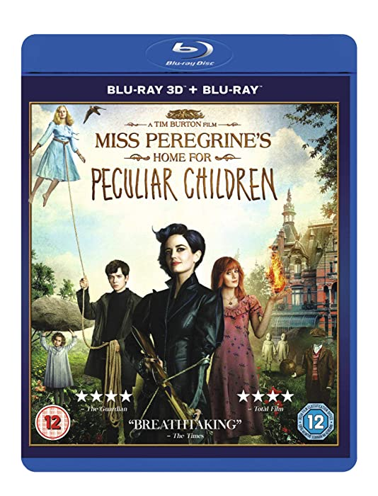 Updated 2021 – Top 4 Miss Peregrine's Home For Unusual Children