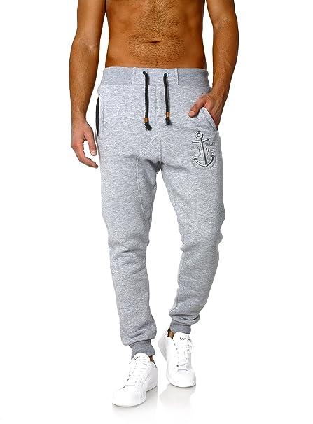 Akito Tanaka - Pantalones de Chándal 108384 para Hombre ES 3XL ...