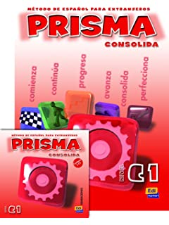 Prisma consolida nivel c1 ejercicios prisma growth level c1 prisma c1 consolida student book cd spanish edition fandeluxe