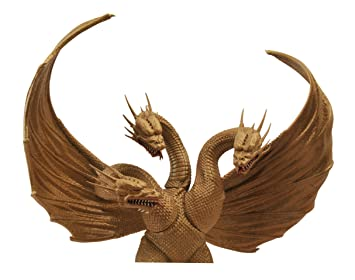 amazon com diamond select toys godzilla king ghidorah vinyl bust