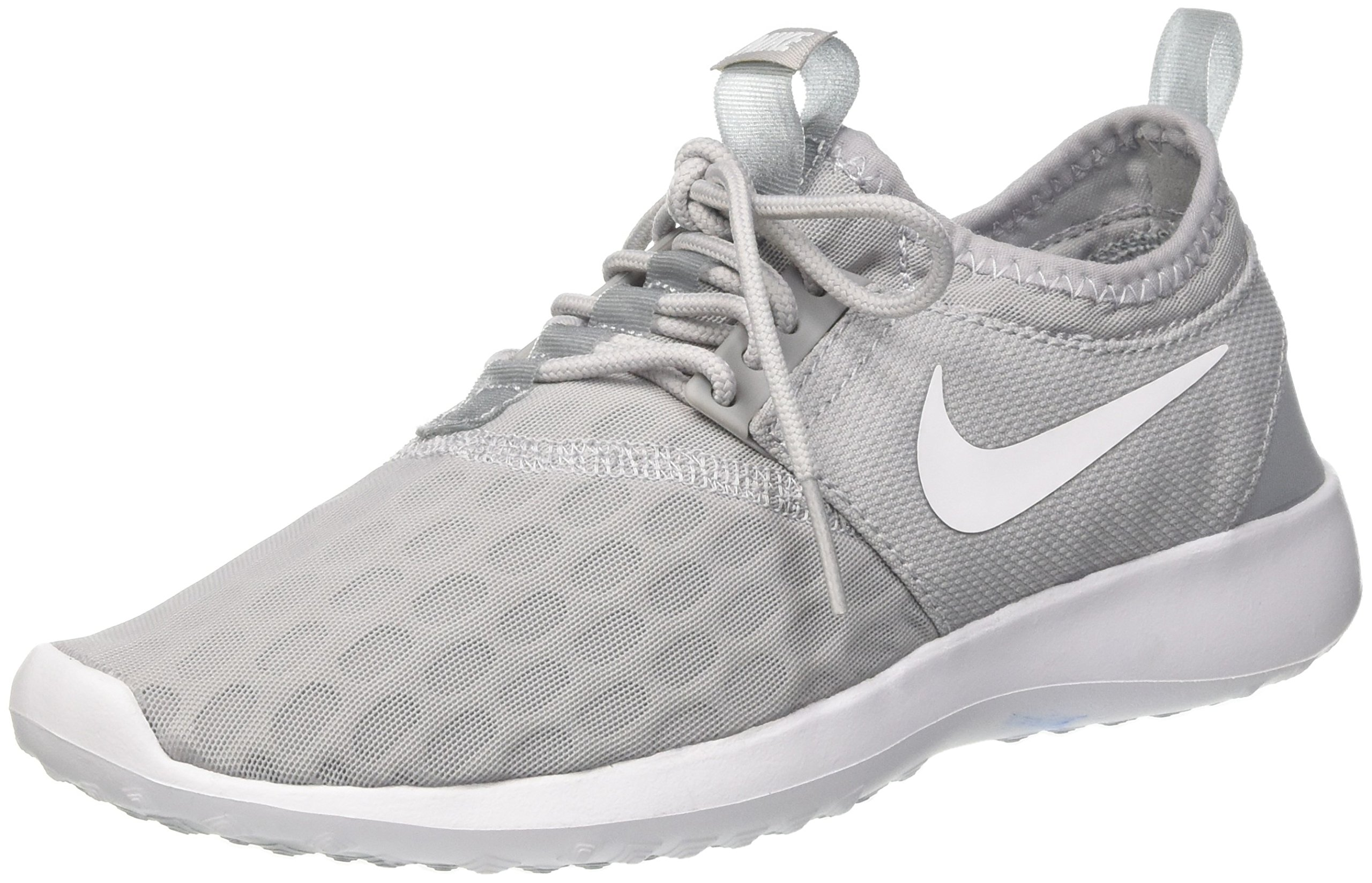 the latest 89230 6ea33 Galleon - Nike Women s Juvenate Sneaker Wolf Grey White 8.5 B US