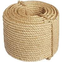 Cuerda de Yute (6mm de diámetro, 100m