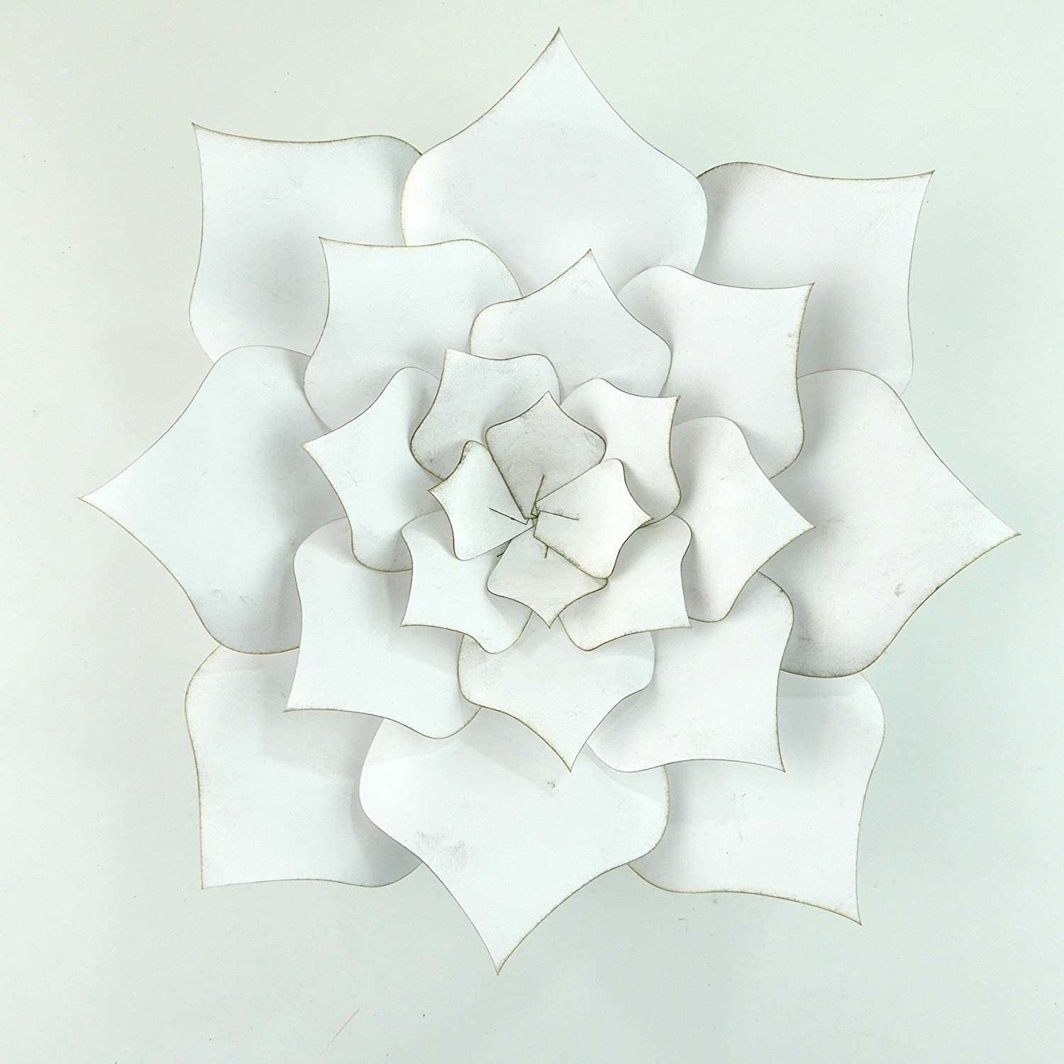 Amazon Com Paper Flower Template Kit Pattern Diy Craft Giant Paper
