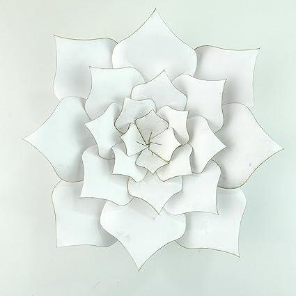 Amazon Com Paper Flower Template Kit Pattern Diy Craft Giant Paper