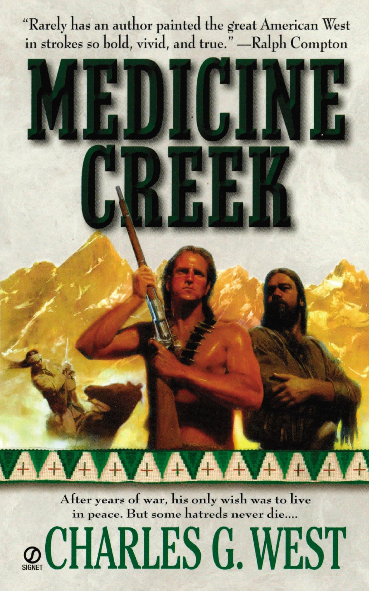 Read Online Medicine Creek pdf epub