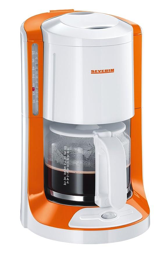 Severin KA 4158 - Cafetera eléctrica para 10 tazas (1000 W ...