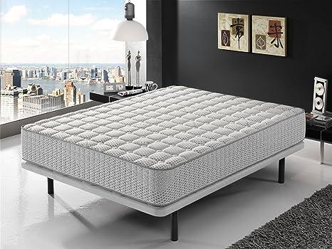 Living Sofa SIMPUR Relax: COLCHÓN Exclusivo Titanium Confort Plus/con MICROPARTÍCULAS DE Titanio/ACELERA LA RECUPERACIÓN Natural/Mejora EL ...