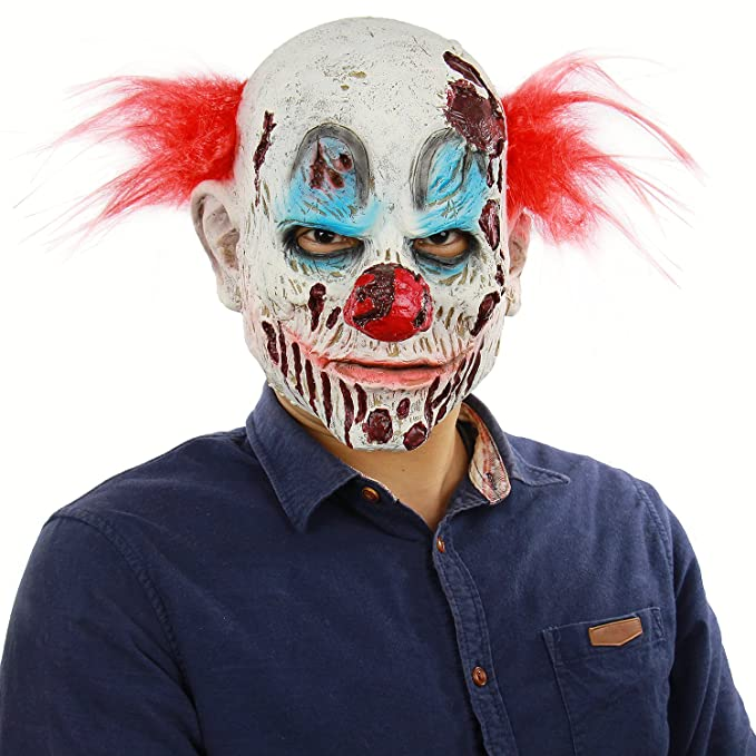 Creepy Scary Clown