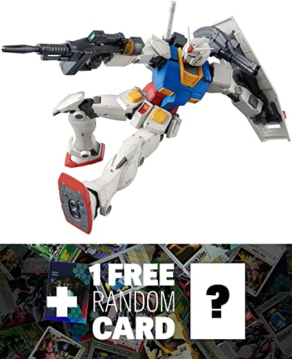 Gundam Real Grade #01 Real Grade 1//144 RX-78-2 PROTOTIPO close-Combat KIT MOBILE SUIT