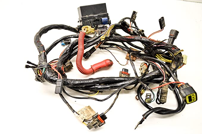 Arctic Cat Wiring Harness - Wiring Diagram Data on