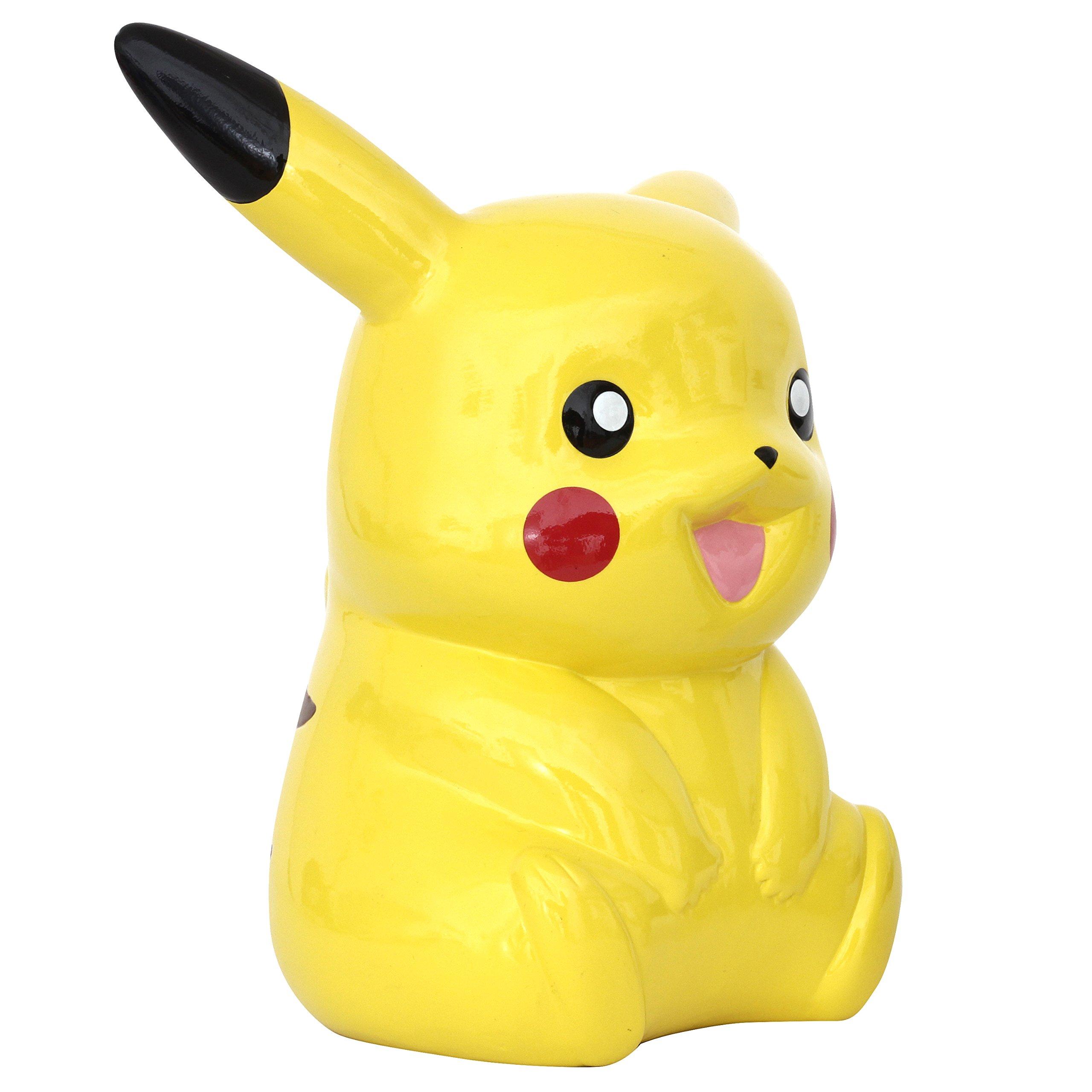 Fab Star Kid's Pikachu Bank, Yellow by Pokémon (Image #4)