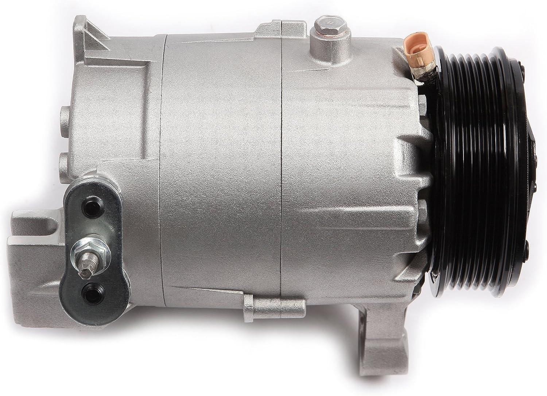 For Chevy Malibu /& Pontiac G6 AC Compressor /& A//C Clutch DAC