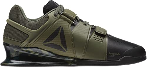 enorme sconto 7da41 d512f Reebok Legacy Lifter mens Weightlifting scarpe - verde ...