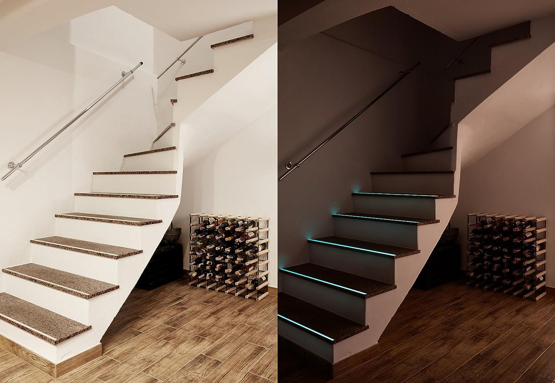 escaleras Cinta Antideslizante est/ándar de Seguridad para escaleras escaleras y escaleras NAC