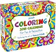 Posh: Coloring 2018 Day-to-Day Calendar
