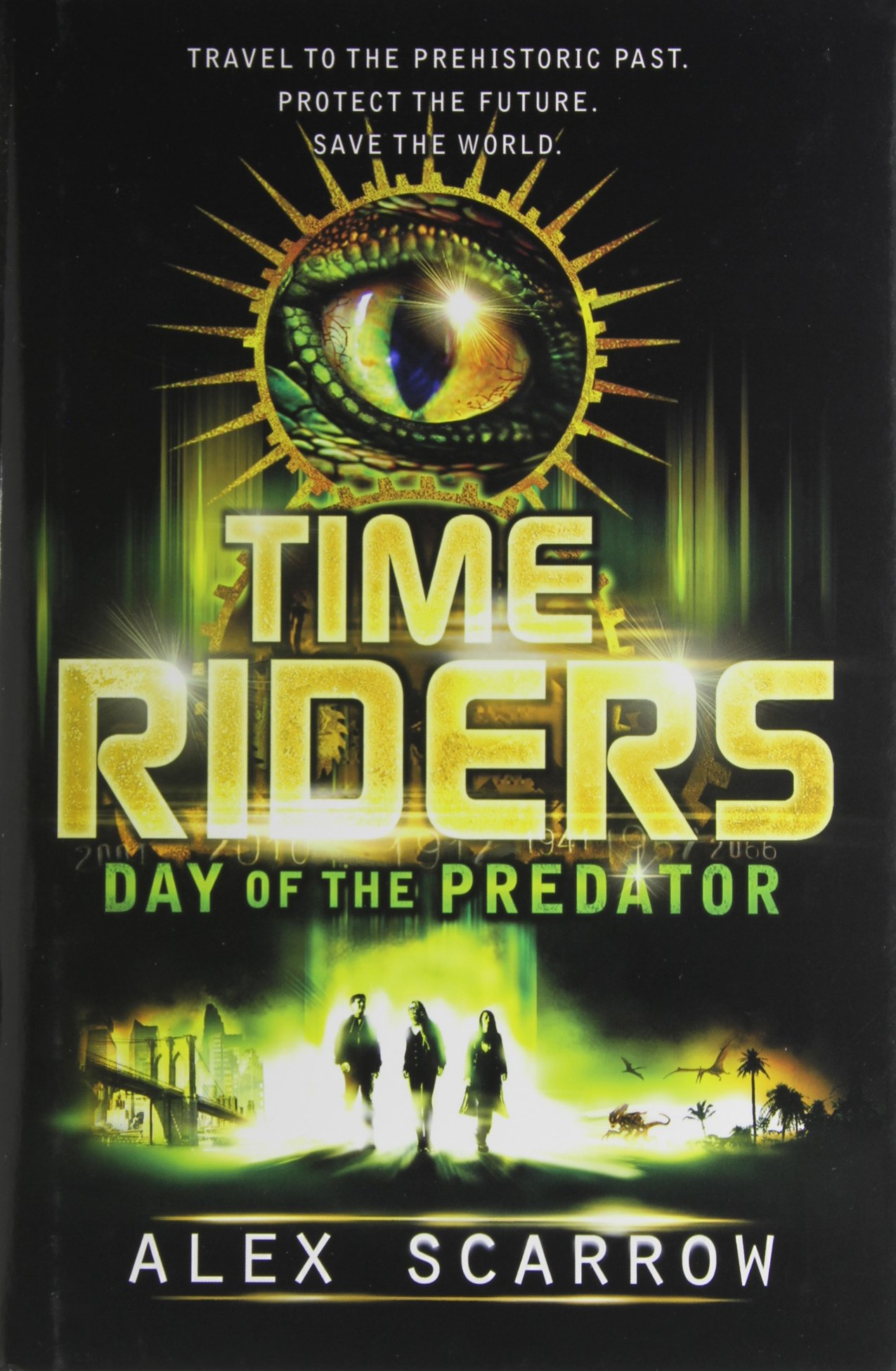 TimeRiders: Day of the Predator PDF
