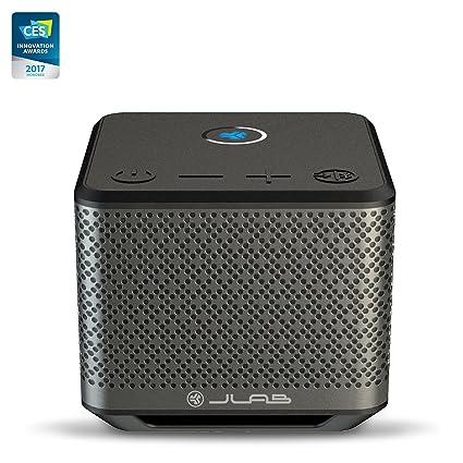 JLab Audio House Party Wireless Multi Room Bluetooth Speaker