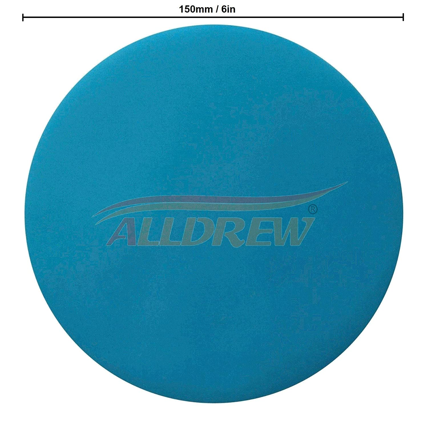 150mm Wet and Dry Sanding Discs 6in Hook and Loop Plain Waterproof 6 Sandpaper 40-3000 Grit 50, Grit 240