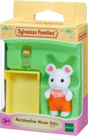 Beb/è Marshmallow 5336 Sylvanian Families
