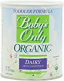 Baby's Only Organic Toddler Formula, 12.7 Ounce (Pack of 6)