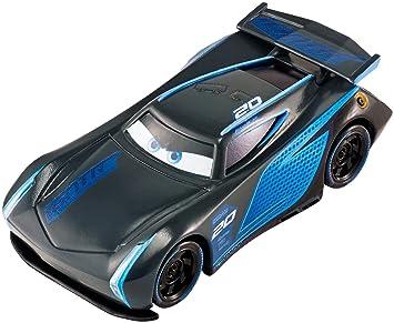Disney Cars DXV34 Cars 3 Jackson Storm Vehiclediecast model